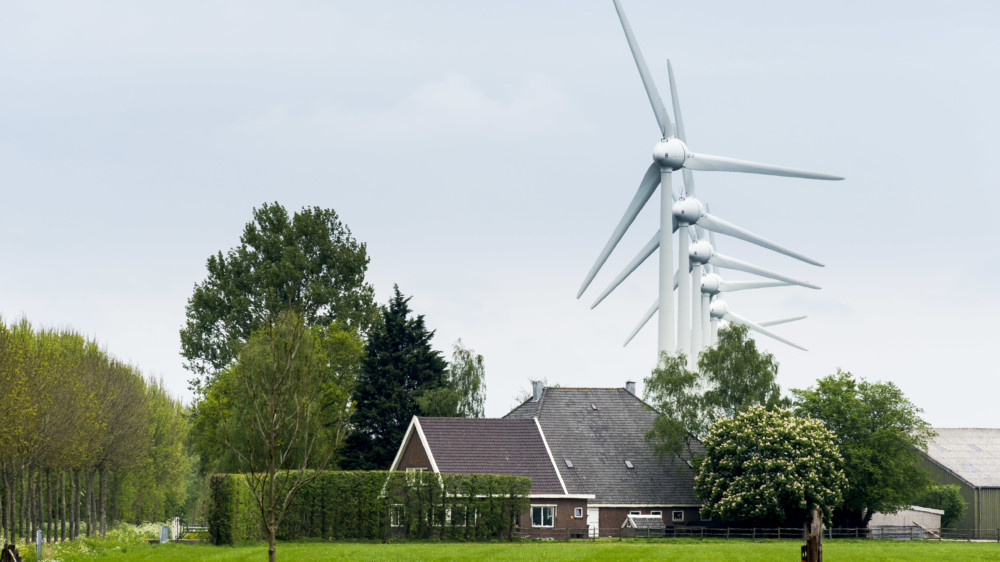 Windenergie is geweld