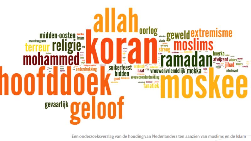 De islam in Nederland groeit al jaren