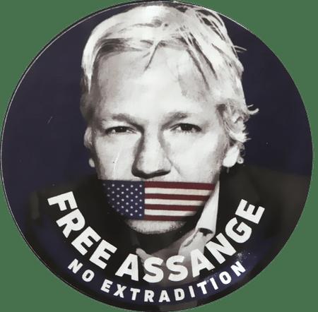 Assange: Welke wet is hierboven van toepassing?