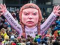 Fridays for Future, Greta Thunberg, Maaßen: Spiegel's antisemitisme-dilemma