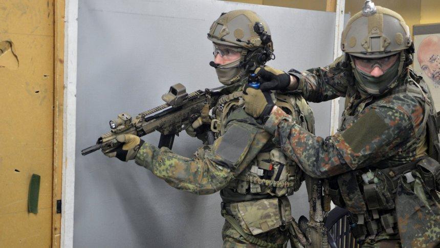 Bundeswehr en politie bereiden zich voor op complexe terroristische aanslagen in Duitsland