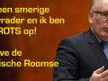 De meest gevaarlijke gek in Europa heet Frans Timmermans