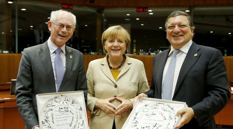 Angela Merkel en het Kalergi-plan – De vernietiging van Europa en zijn bevolking