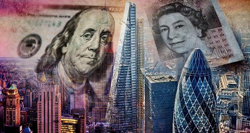Zwart geld: VS wast 2 biljoen dollar per jaar in het VK