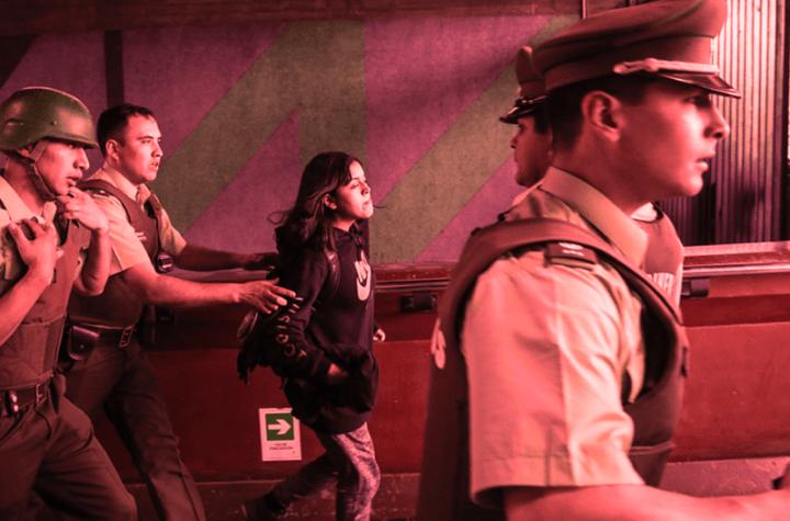 Chili , Chili-protesten , Pinochet , protesten , Verzet