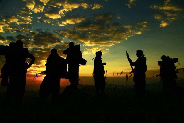 De weg naar Damascus: hoe de oorlog in Syrië was gewonnen