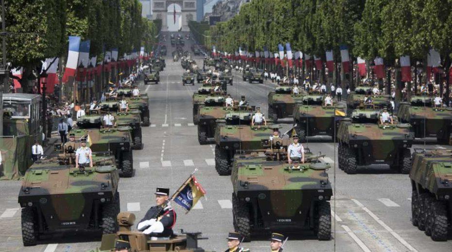 Het einde van de NAVO? Macron beklaagt zich over 'Brain Death' en dringt aan op een Europees leger