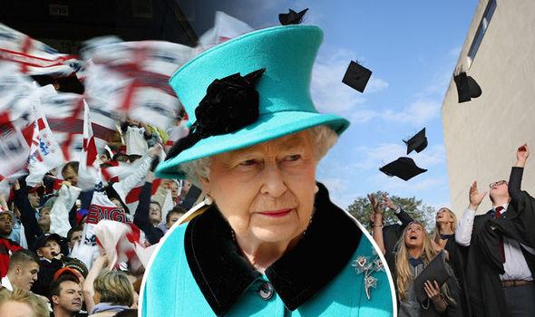 God save the Queen: de vernietiging van het Britse Rijk door de Verenigde Staten.