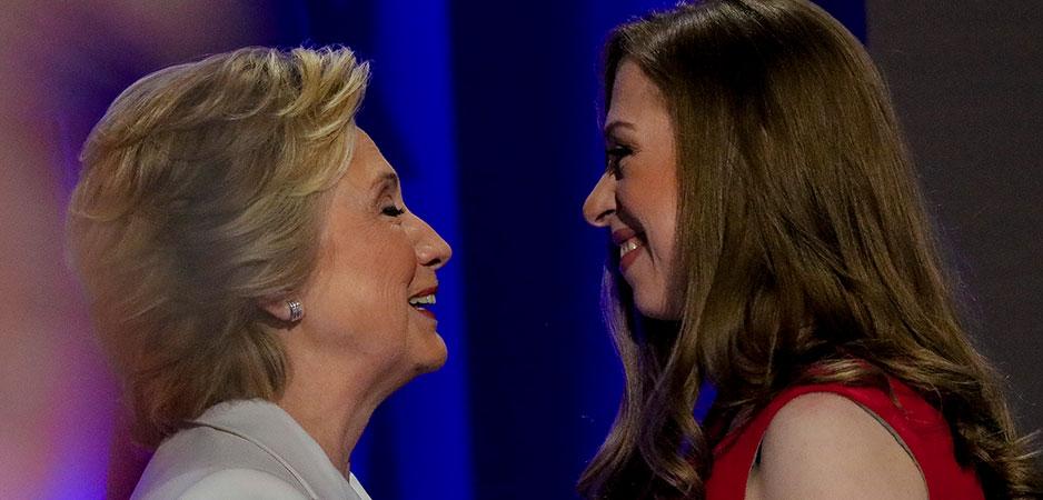 Is het Hillary of Chelsea Who is Running?