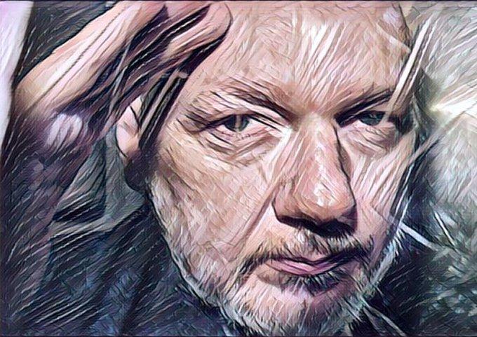 Assange deed alleen wat een goede journalist zou moeten doen