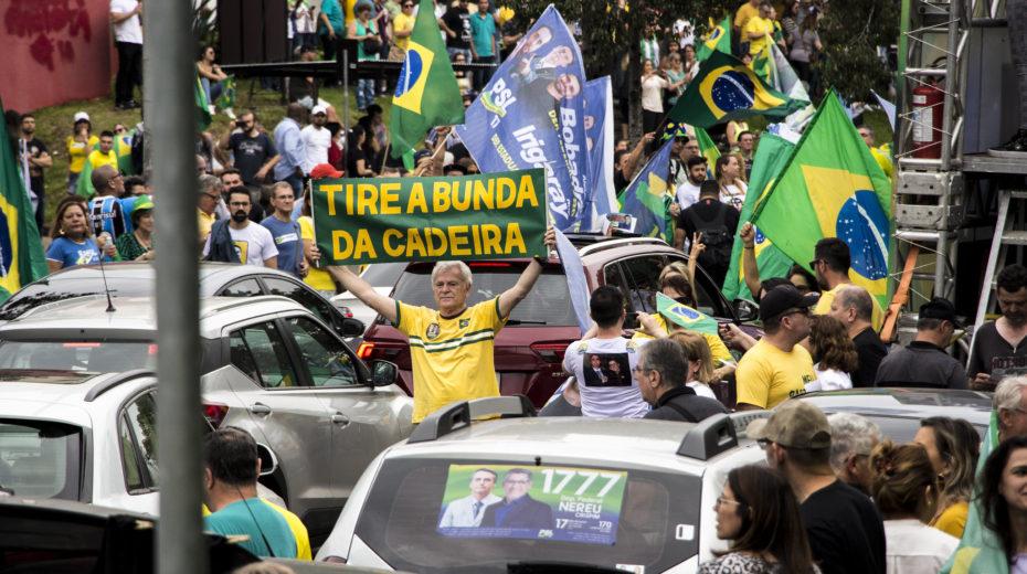 """De opkomst van militante religieus gekken in Latijns-Amerika """"Christo-fascistisch"""" genoemd"""