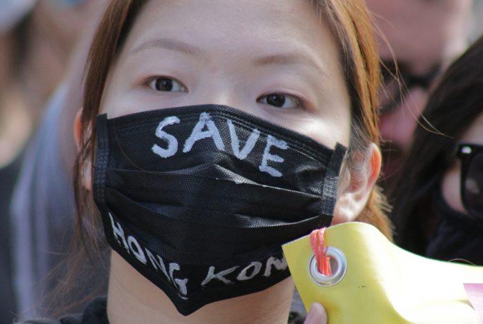 HONG KONG: 'Witte terreur' in de stad van angst