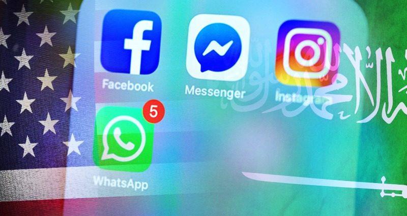 De derde hand in het Midden-Oosten: hoe Saoedi-Arabië en de VS de internationale politiek manipuleren met sociale media