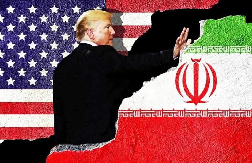 Trump Hints NAVO zou de VS plaats moeten innemen in het Midden-Oosten; Leugens over Iran en meer vernederende sancties