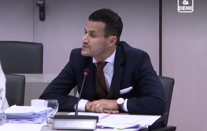 Totalitair DENK-mispunt Farid Azarkan wil omroepen die Thierry Baudet interviewen uit NPO gooien (video)