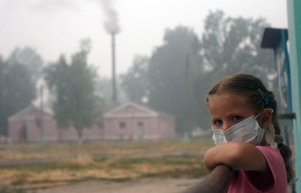 Klimaatverandering schaadt de gezondheid van kinderen al