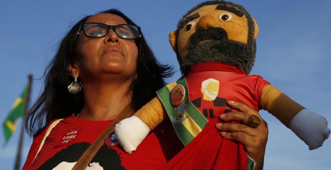 Lula vrijgelaten voor het grootste gevecht van zijn leven Bolsenaro moet oppassen