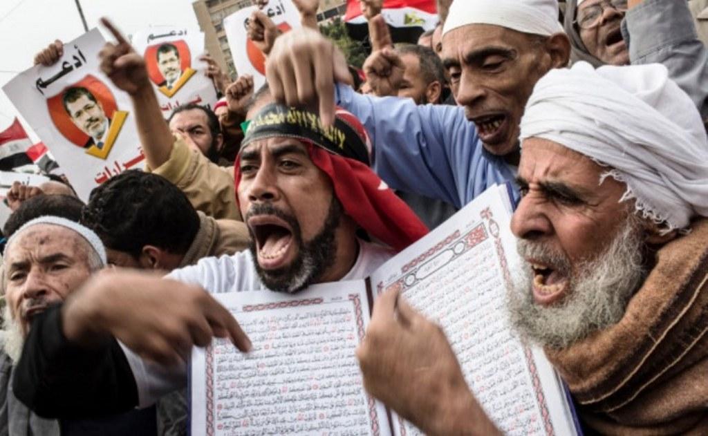 Moslimbroederschap: Subversie tegen jihadistische woede