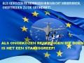Junker, Merkel, Rutte, Macron en de rest van de EU hebben bloed aan hun handen