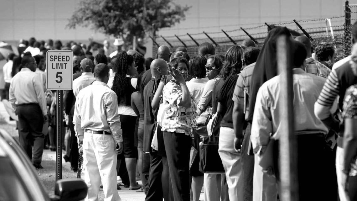 Recessies zijn racistisch (maar dat hoeven ze niet te zijn)