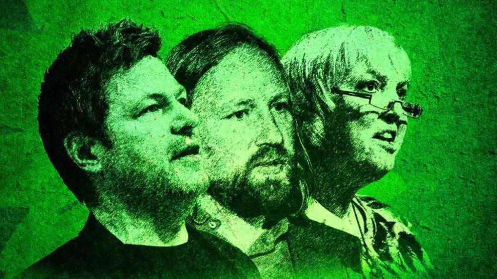 Anti-Duits, anti-populair, pedofiel en oorlogszuchtig: het lelijke gezicht van de Groenen in Duitsland