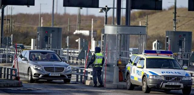 Grensmuur naar Zweden: Denemarken wil geen geïmporteerde multiculturele terreur