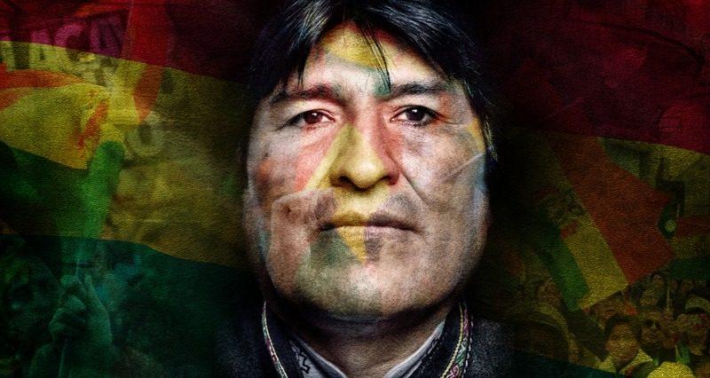 Make No Mistakes, Morales 'verwijdering is gericht tegen de inheemse bevolking van Bolivia