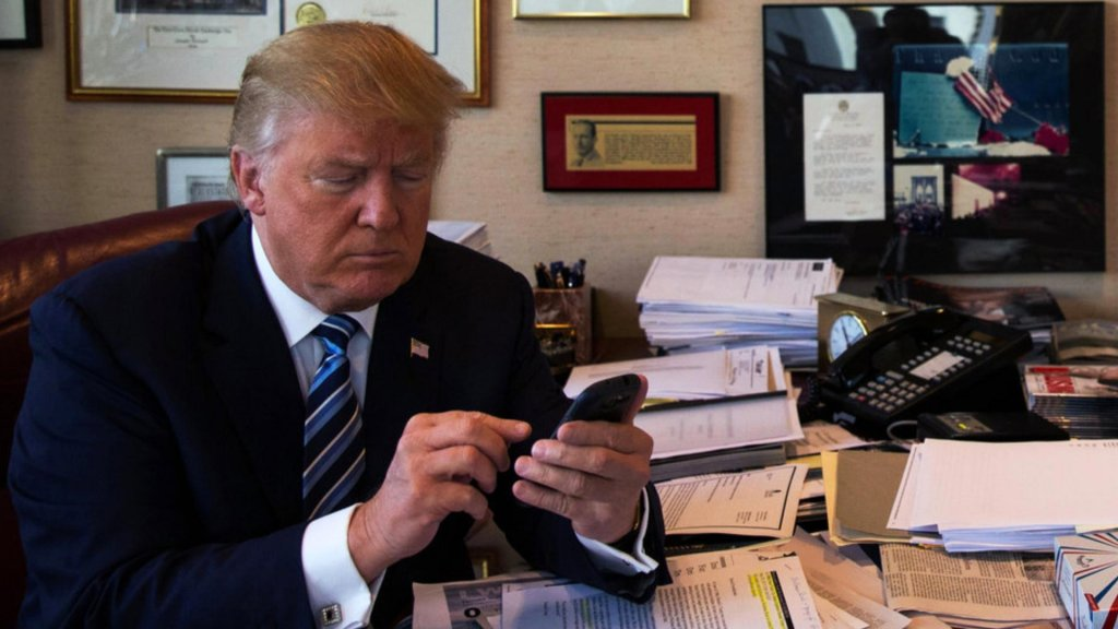 Donald Trump heeft zojuist zijn ernstigste bedreiging voor de vrije meningsuiting tot nu toe geuit