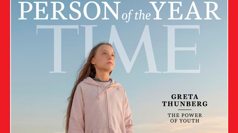 """Wanneer titels en prijzen hun betekenis verliezen: Greta Thunberg wordt """"Persoon van het Jaar"""""""