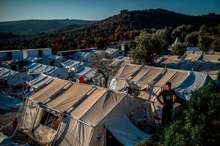Zelfbeschadiging, angst, verwaarlozing: nieuwe rapporten tonen horror onder ogen van alleenstaande kinderen in Grieks migrantenkamp