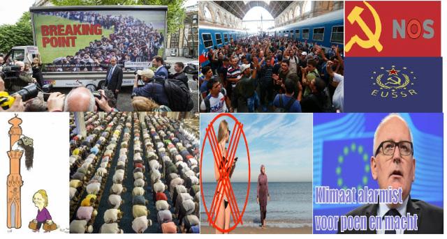 We hebben geen klimaatprobleem, maar een immigratie en islamprobleem