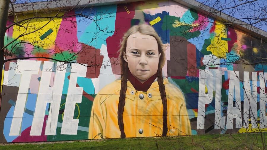 """""""Mensen zijn het zat om opgevoed te worden"""" door Greta Thunberg"""