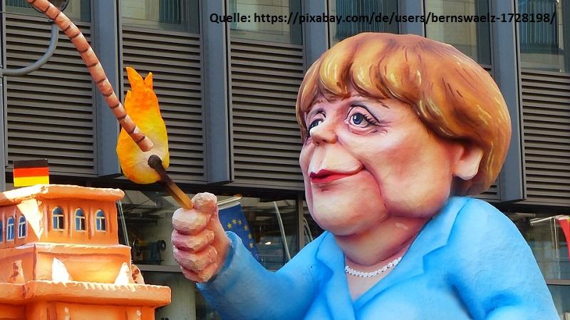 Boris Johnson heeft gewonnen Dank aan de Duitse verkiezingswerkers Merkel en von der Leyen!
