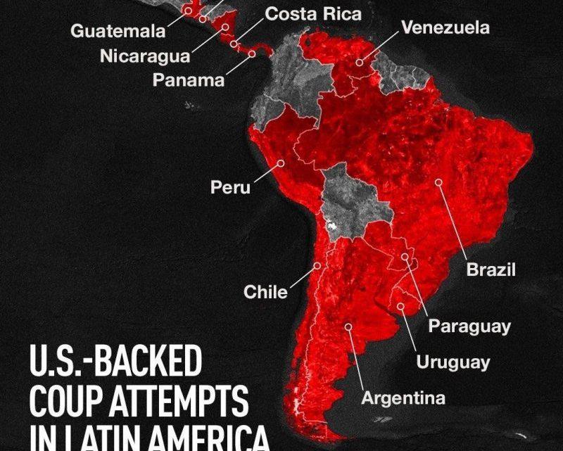 Wereldwijd is de repressie enorm: operatie Condor 2.0 – uitgebreid