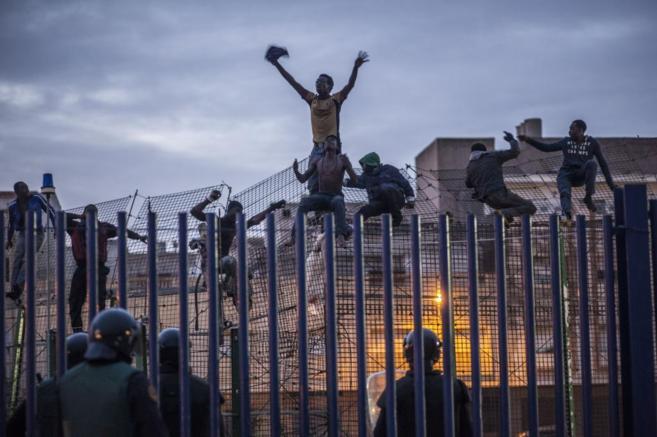 Migratie: De laatste grens van Europa zal veel Afrikanen naar Europa brengen