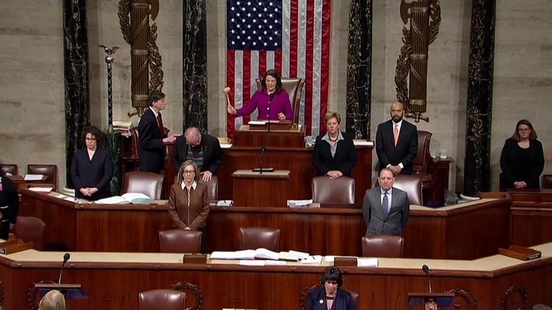 Het Amerikaanse Huis van Afgevaardigden besluit de militaire bevoegdheden van Trump tegen Iran te beperken