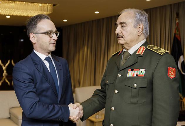 De krijgsheer van Tripoli: dit is de gevreesde generaal Haftar van Libië