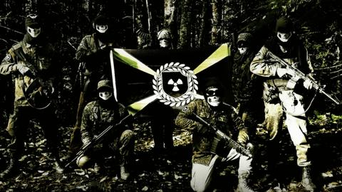 Nieuwe zaak Atomwaffen benadrukt dreiging van neonazistisch geweld in de VS