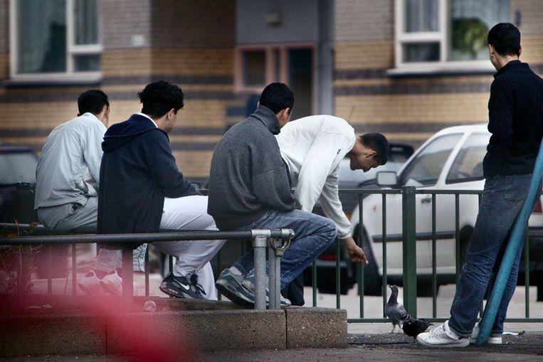 Waarom zijn moslim jongens zulke braakmiddelen?