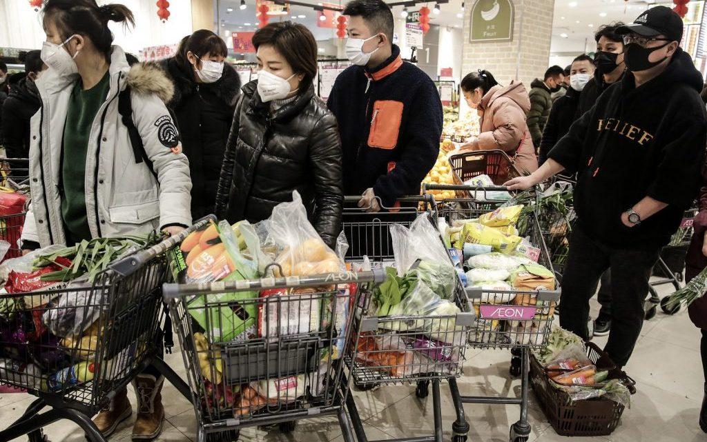 Chinese coronavirus apocalyps