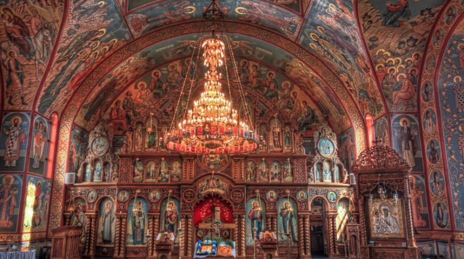 Doel-orthodoxe kerk: Oosterse kruistochten van de NAVO