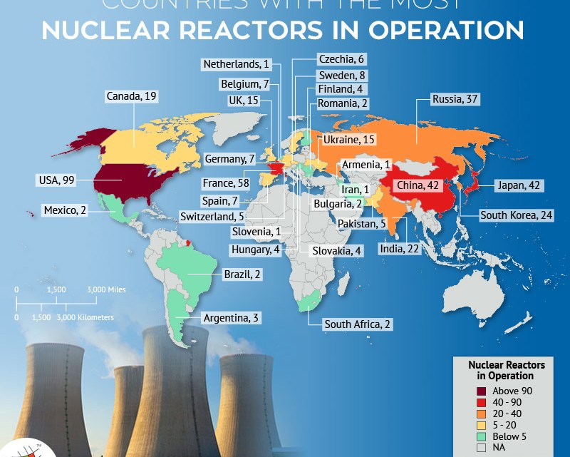 Studie bevestigt Merkel's destructieve woede: nucleaire uitfasering kost 12,3 miljard dollar – per jaar!