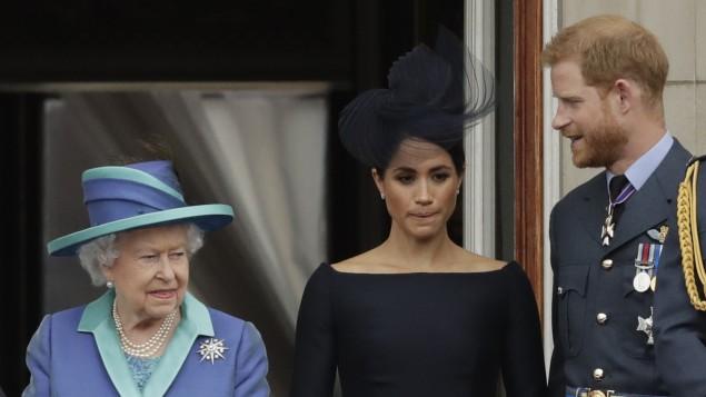 Crisissessie bij de Koningin: Royalty zonder hoop