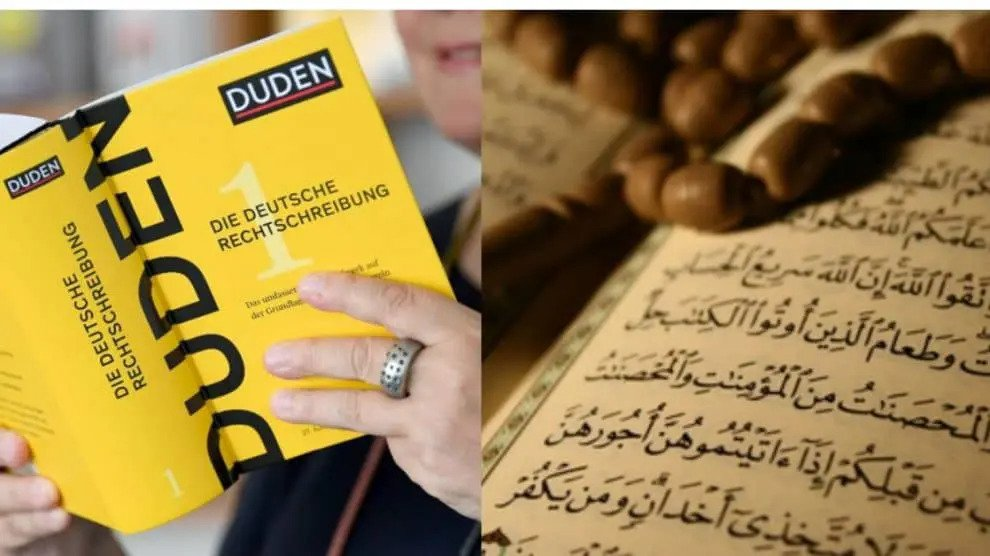 """Islamisering vordert: Duden (Duits van Dalen) noemt """"Inschallah"""" als een Duits woord"""
