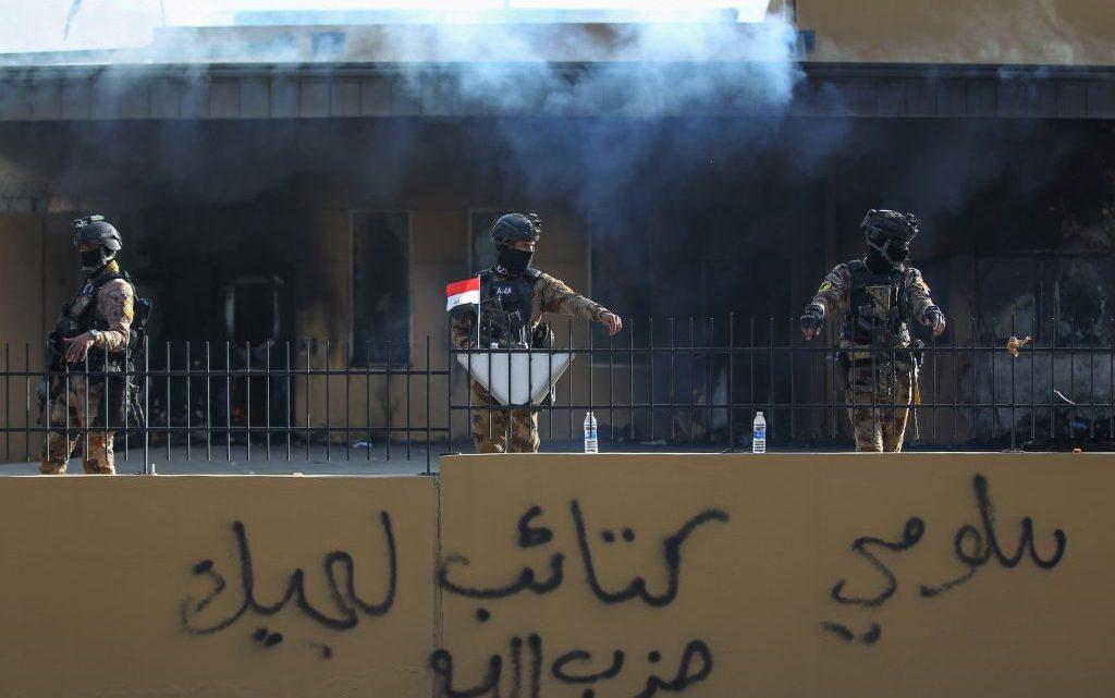 Amerika escaleert zijn 'democratische' olieoorlog in het Nabije Oosten