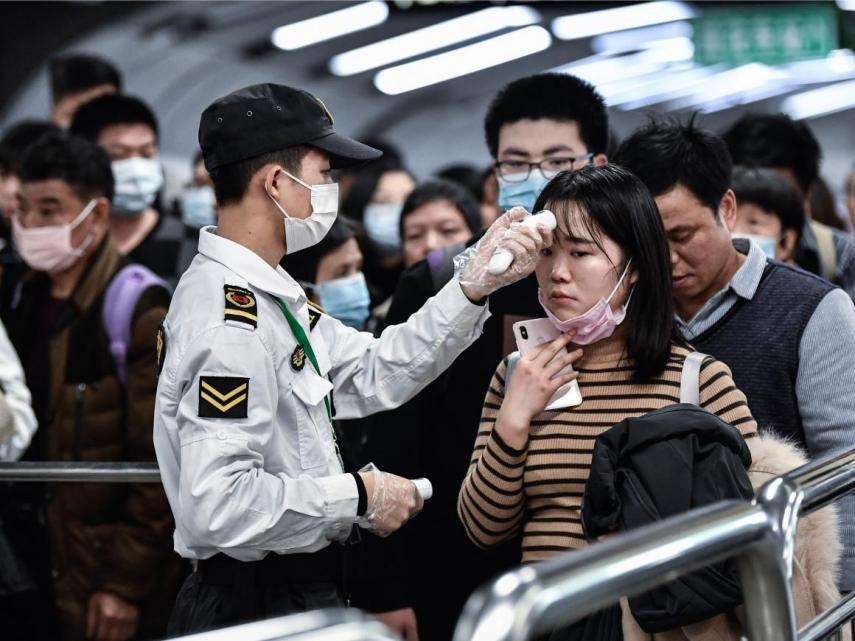 Een expert gaf 3 maanden geleden een verontrustende waarschuwing over een wereldwijde epidemie met een coronavirus