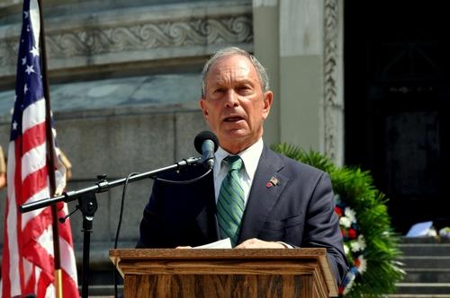 Vier redenen waarom Trump Bloomberg vreest
