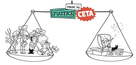 Canada gebruikt CETA om Europese regelgeving aan te vallen