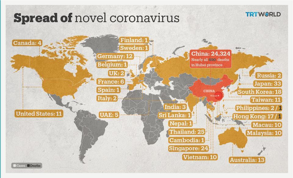 Social media bezig met het blokkeren van vals nieuws over het nieuwe Coronavirus terwijl de uitbraak doorgaat