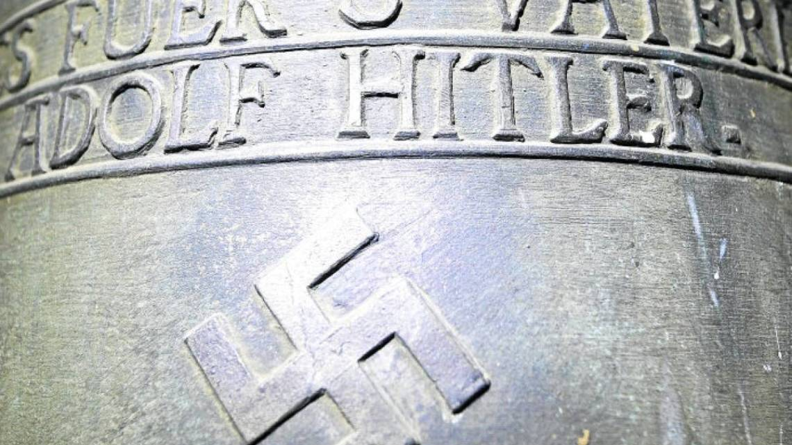 Verkiezingscampagne voor nazi-stemmen in Thüringen